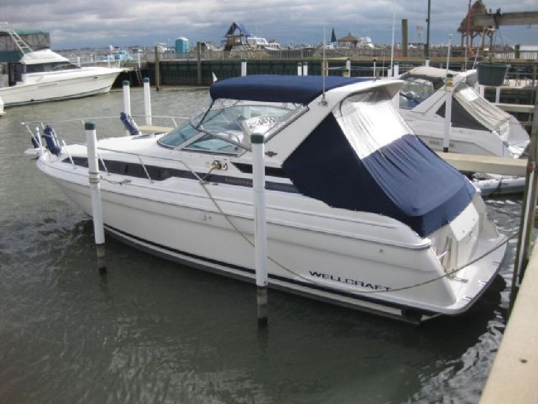 1995 32 Wellcraft 3200 Martinique For Sale In Harrison
