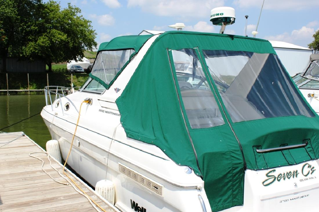 1998 32' Wellcraft 3200 Martinique for sale in Chicago, Illinois | All Boat ...