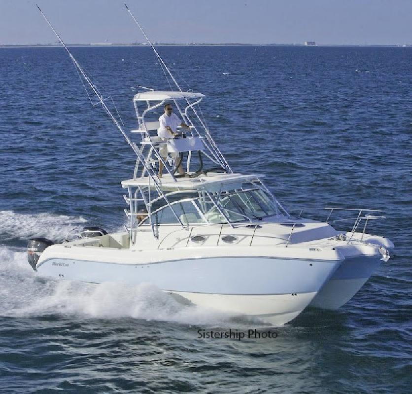 2011 32' Worldcat 320 EC