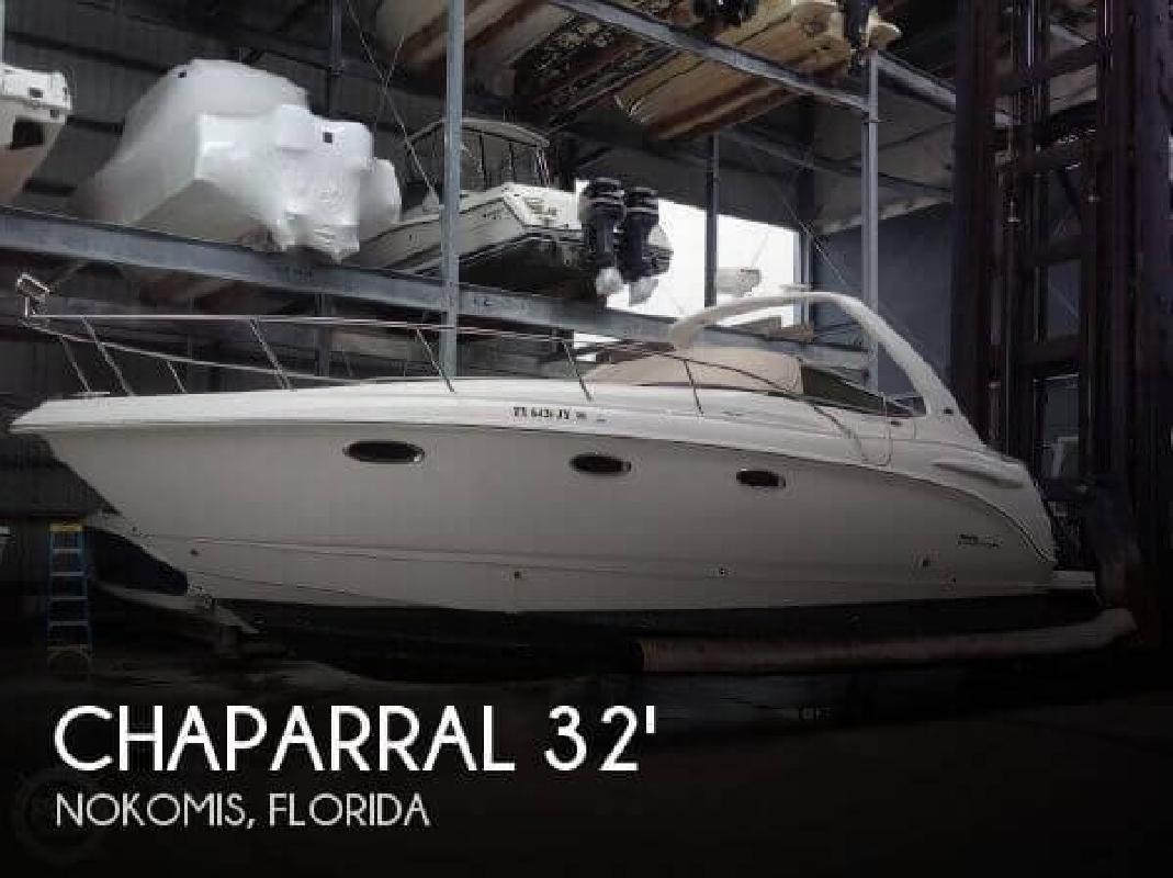 2003 Chaparral Boats Signature 320 Nokomis FL