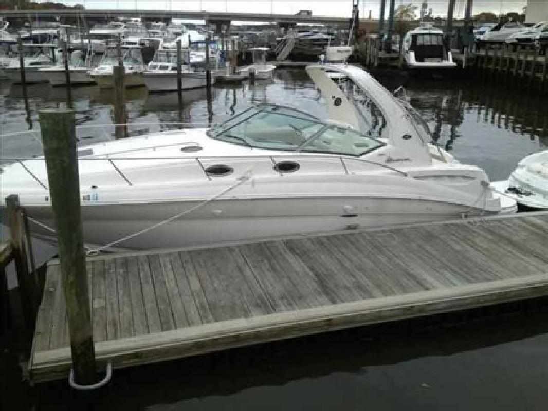 $94,500 2004 Sea Ray 320 SUNDANCER