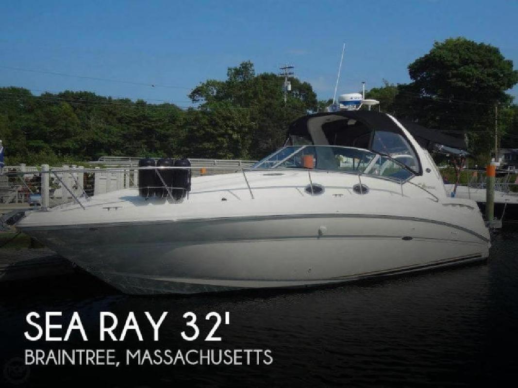 2003 Sea Ray Boats 320 Sundancer Braintree MA