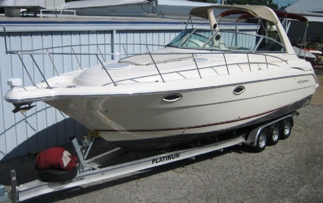 2000 - Monterey Boats - 322 Cruiser in Evansville, IN