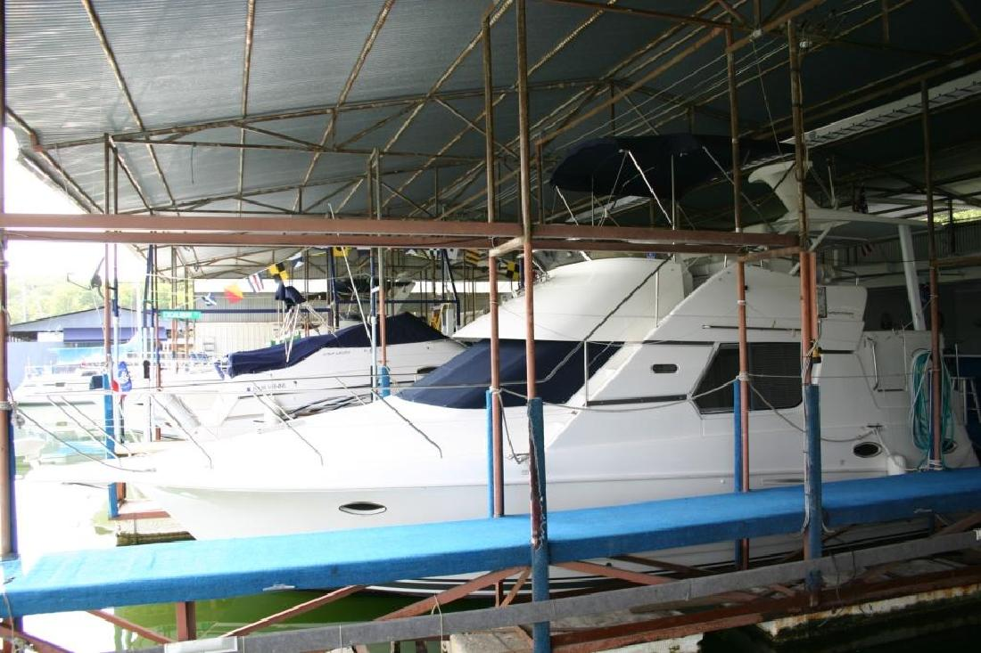 1999 37 39 silverton 322 motor yacht for sale in denison for Denison motors denison tx