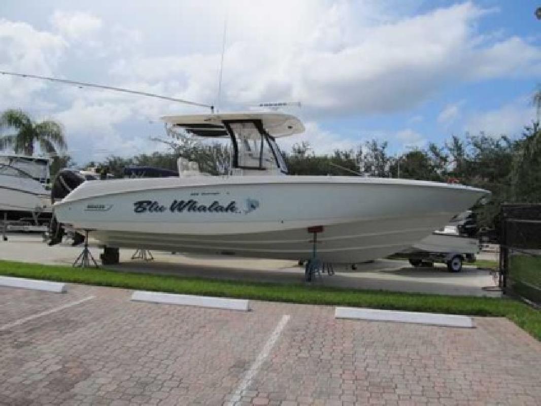 $139,000 2007 Boston Whaler 32 OUTRAGE