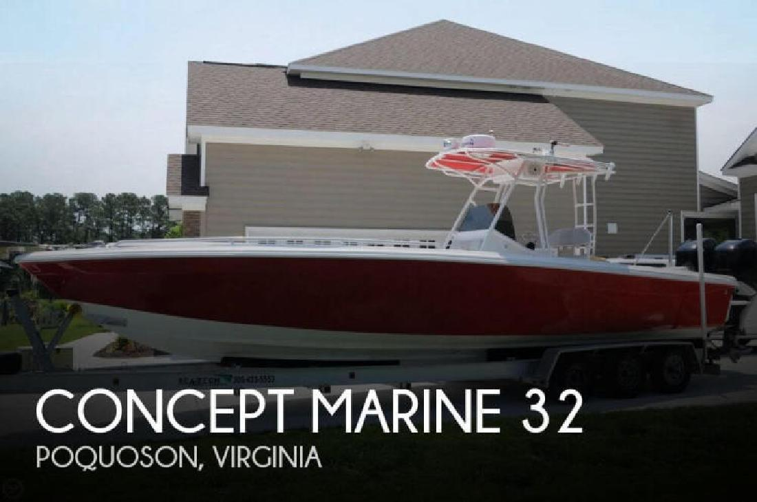 2005 concept marine 32 poquoson va for sale in poquoson virginia