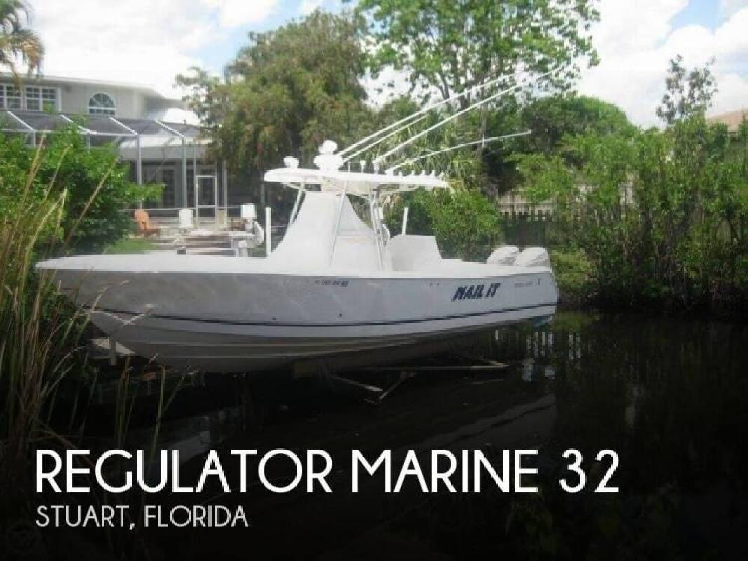 2005 Regulator Boats 32 Stuart FL