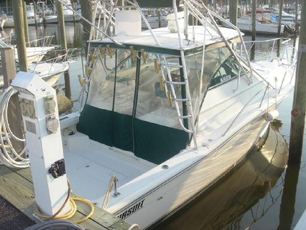1993 33' Pursuit Boats 3300 Off Shore