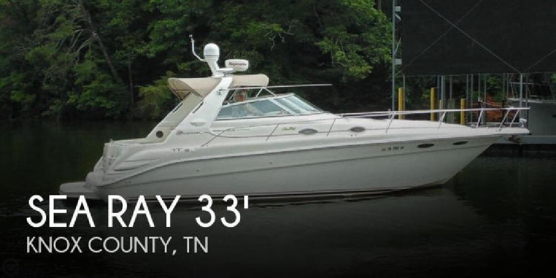1998 Sea Ray Boats 330 Sundancer Knoxville TN