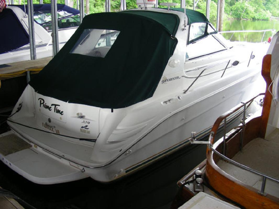 1999 Sea Ray Boats 330 Sundancer Woodbridge VA