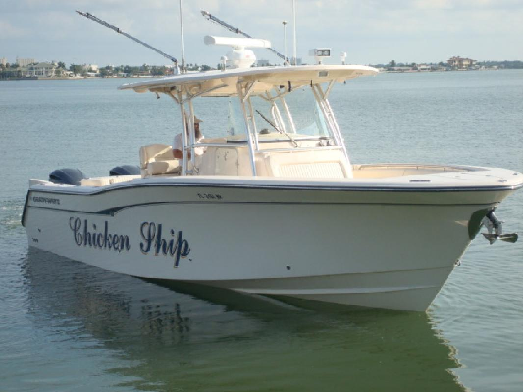 2008 33' Grady-White 336 Canyon Runner for sale in