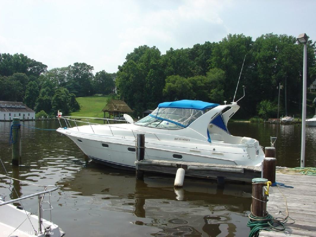 1996 36' Cruisers 3375 Esprit