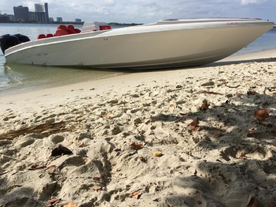 2016 Renegade by Seward Enterprises 33 Cuddy Pompano Beach FL