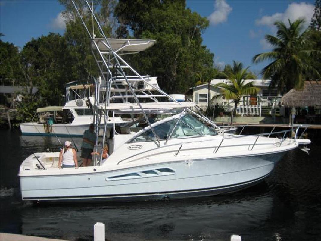 2007 36' Rampage 33 Express SF in Key Largo, Florida