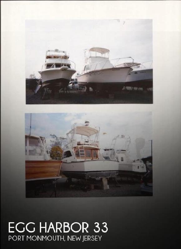 1972 Egg Harbor Yachts 33 Port Monmouth NJ