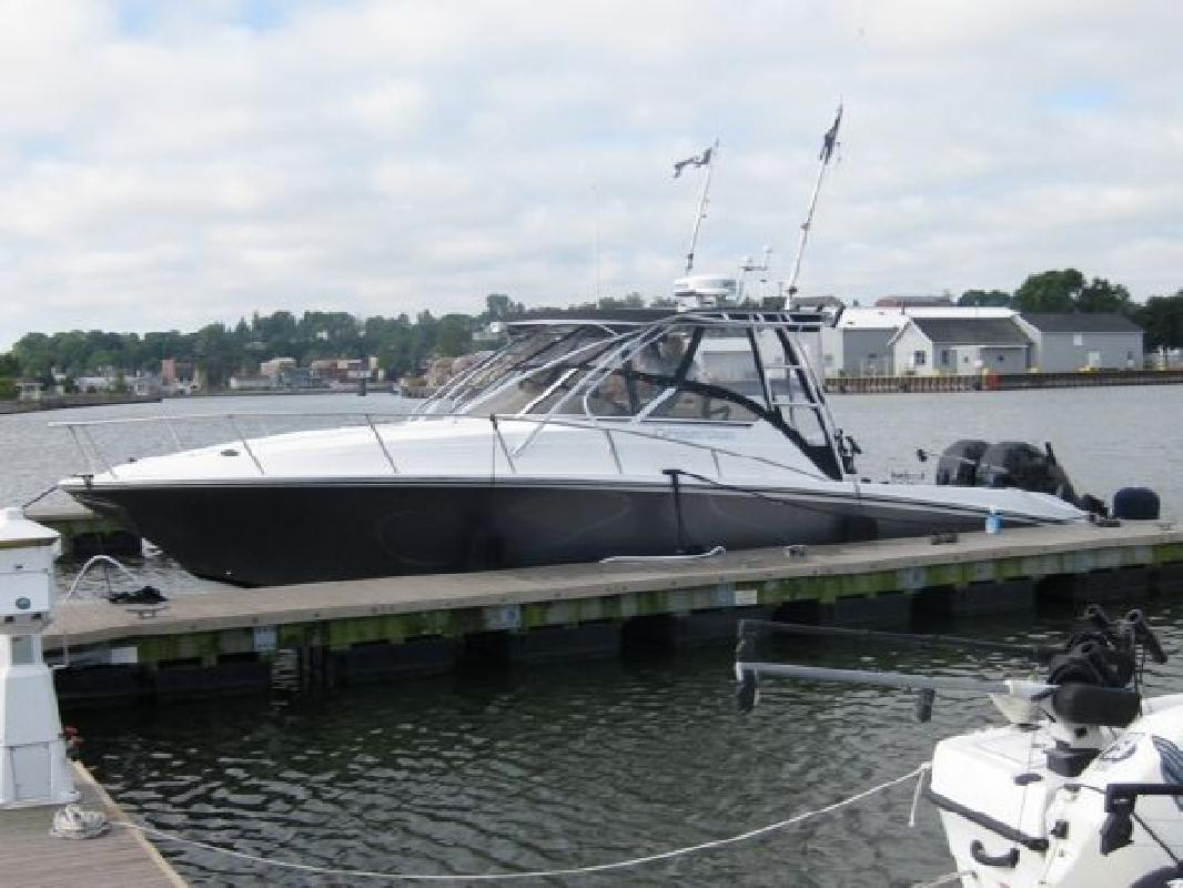 2007 33' Fountain Powerboats Inc. 33 Sportfish Cruiser, Trades Accepted