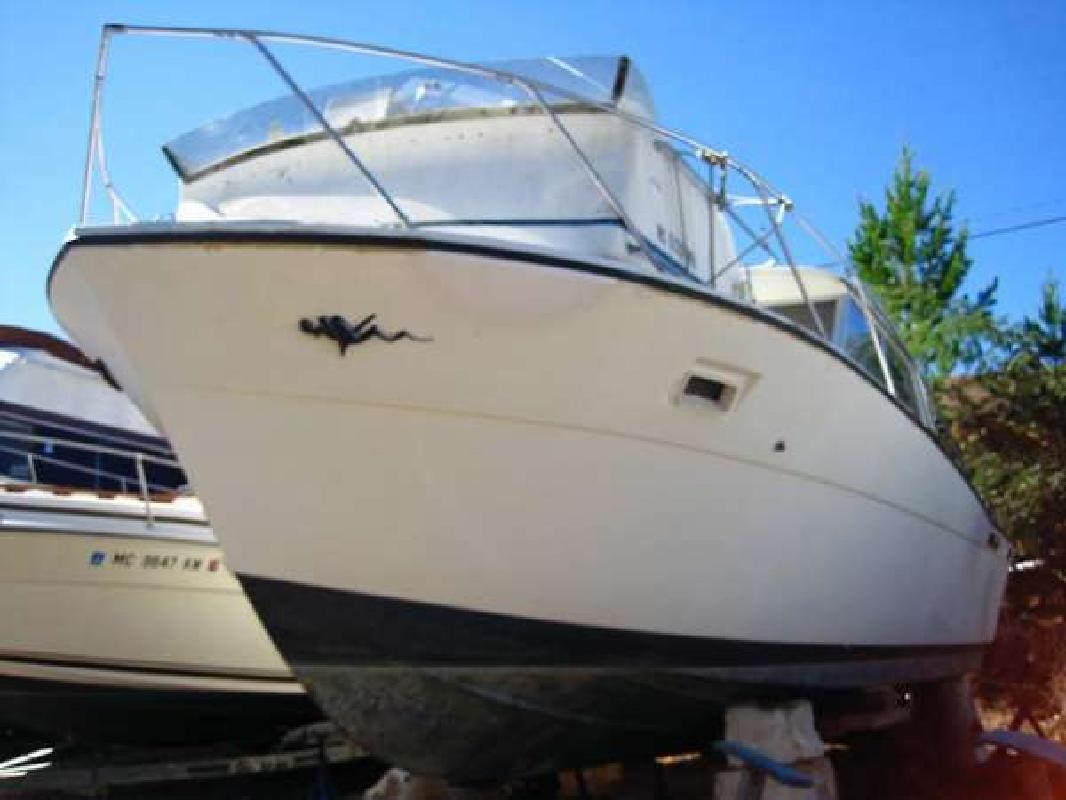 1978 33' Viking Yachts 33 Viking Yacht Convertable. Contact the seller
