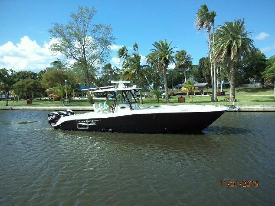 2015 Hydra-Sports Custom 3400 Stuart FL