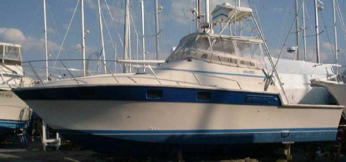 1985 34' Luhrs Corp. 340 Express Sportfish
