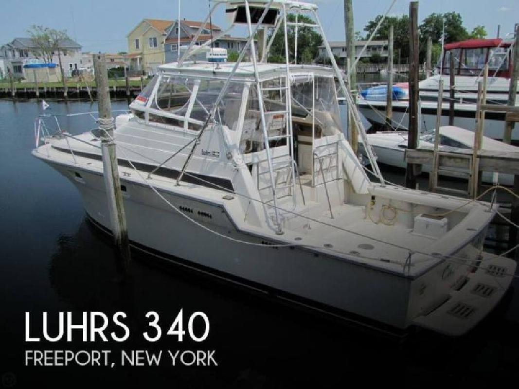 Luhrs new and used boats for sale for Freeport fishing boats