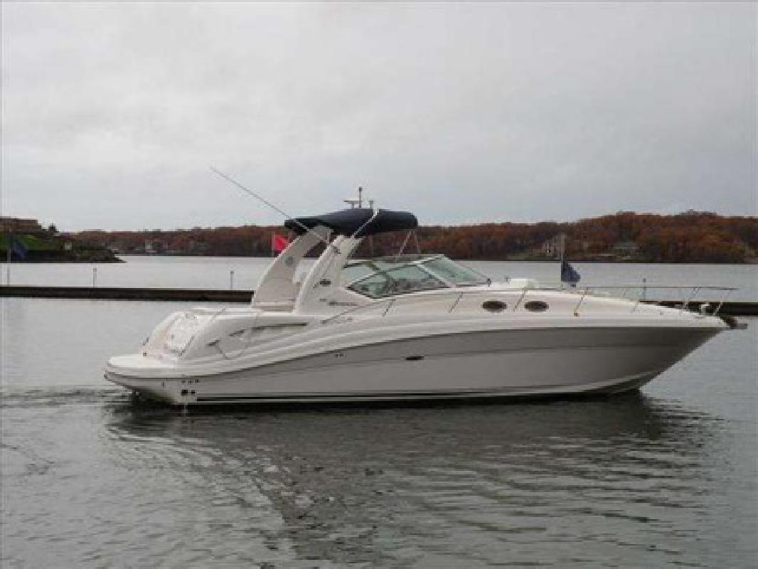 $139,000 2005 Sea Ray 340 SUNDANCER