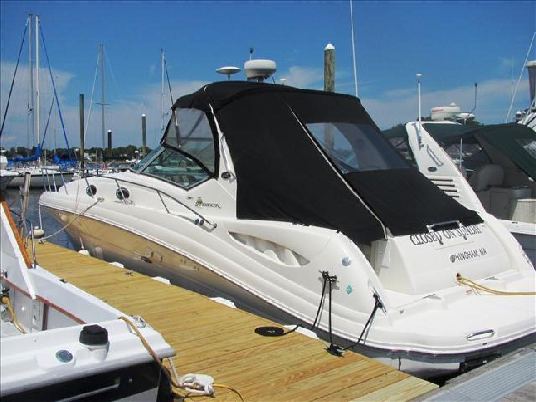 2003 Sea Ray Boats 340DA Braintree MA