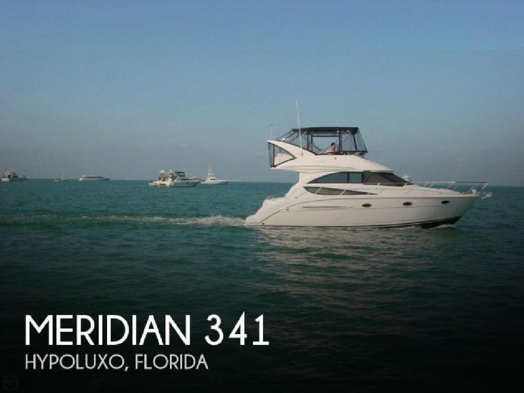 2006 Meridian Yachts 341 Hypoluxo FL