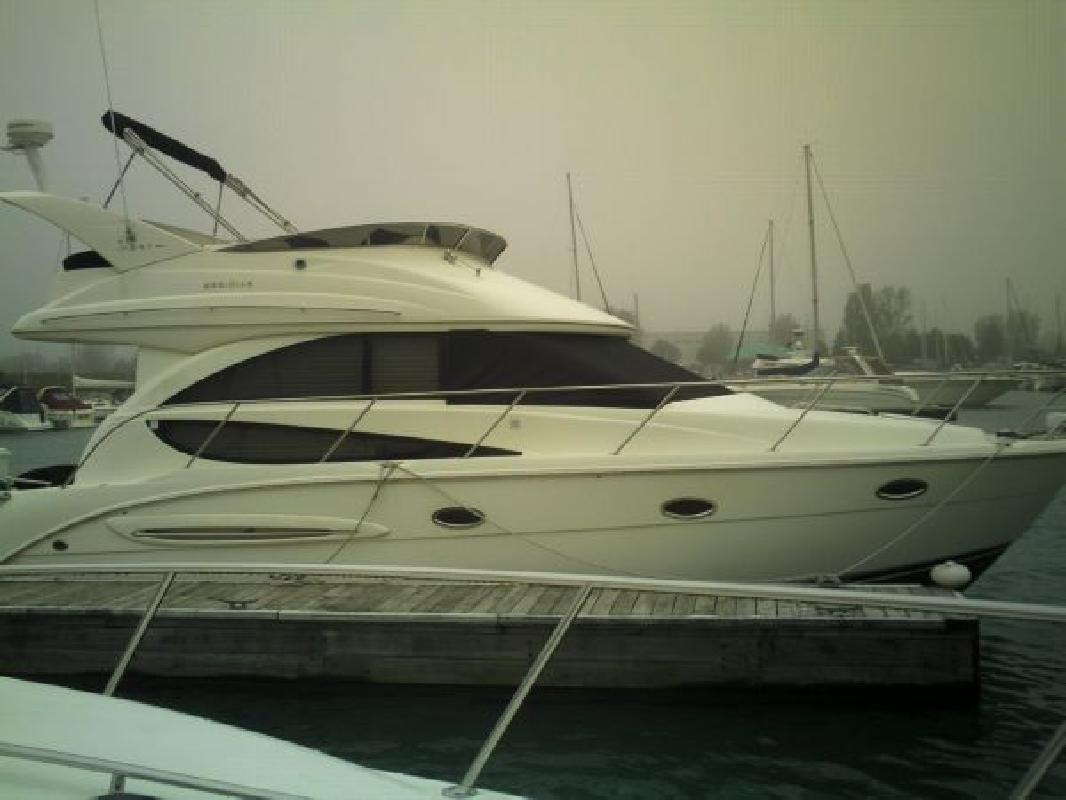 2008 34' Meridian 341SB, Trades Accepted