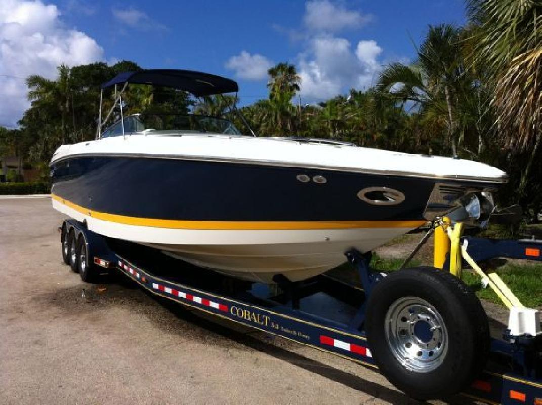 2004 34' Cobalt Boats 343, Trades Accepted
