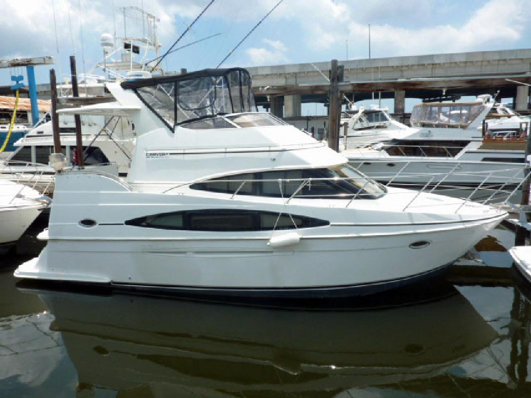 2002 34 39 Carver 346 Motor Yacht For Sale In Fort