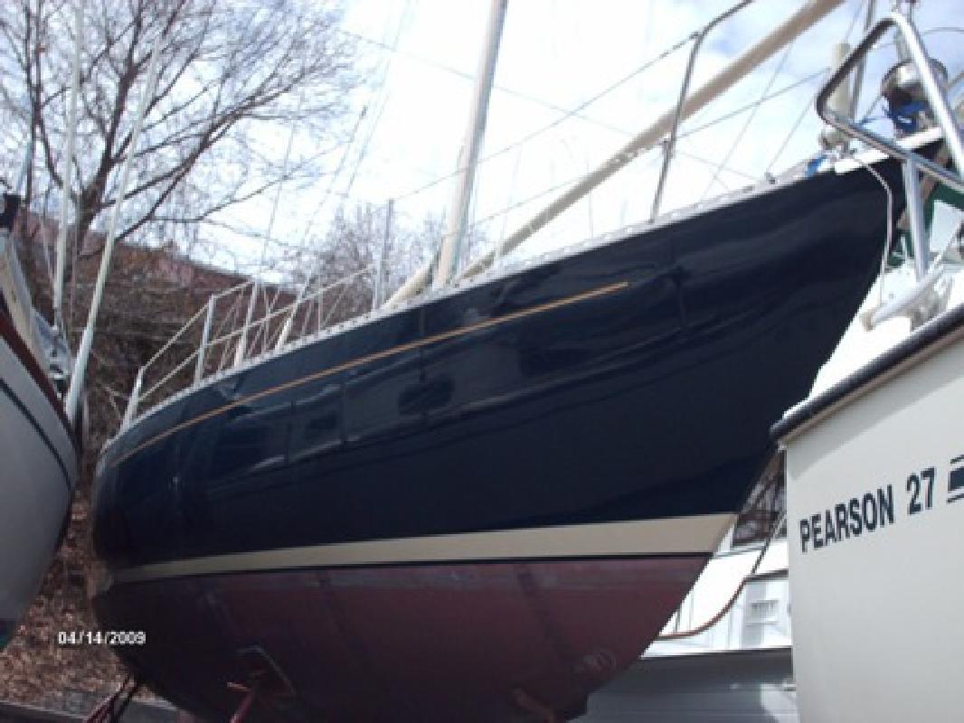 $17,000 OBO 1978 Sun Yacht/Clark San Juan 34 - $17000 (Rock