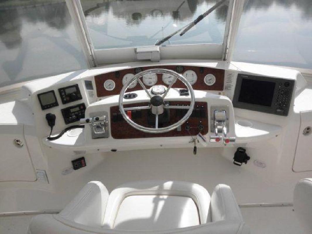 2004 34' Silverton 34 Convertible