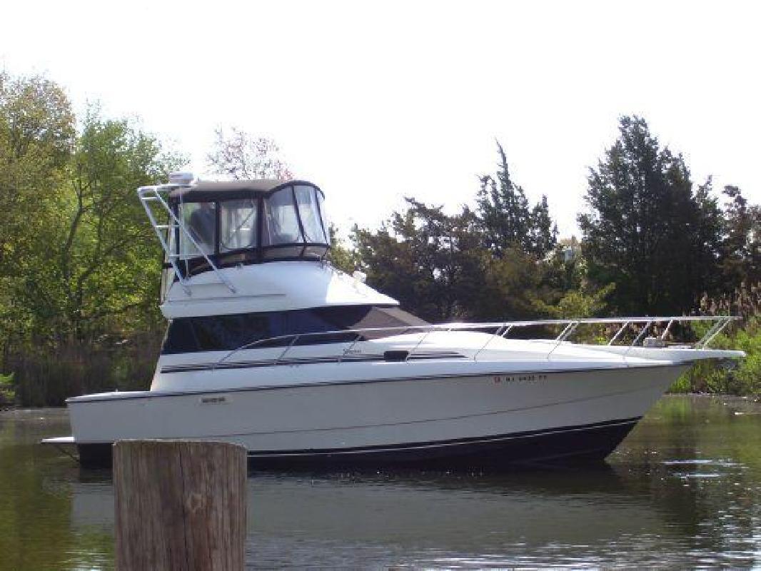 1991 34' Silverton 34 Convertible