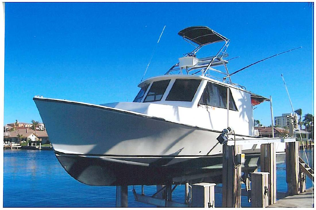 Deep sea fishing boat 34 footer search results global for Commercial deep sea fishing boats for sale
