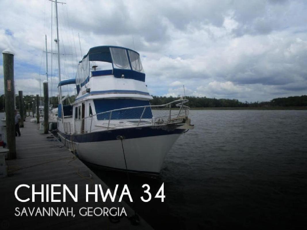 1984 Chien HWA 34 Savannah GA