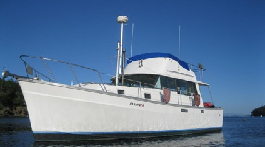 $42,500 OBO 1978 Mainship 34 Trawler