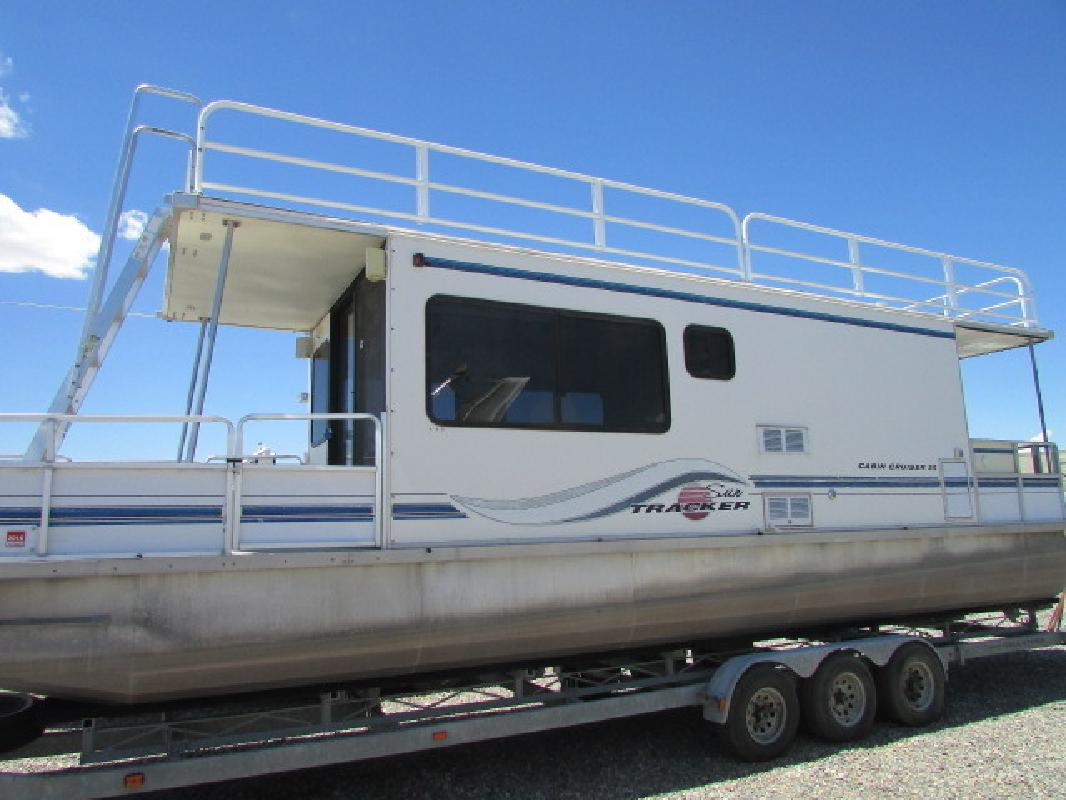 1997 Sun Tracker Party Cruiser 3508 Grand Junction Co For