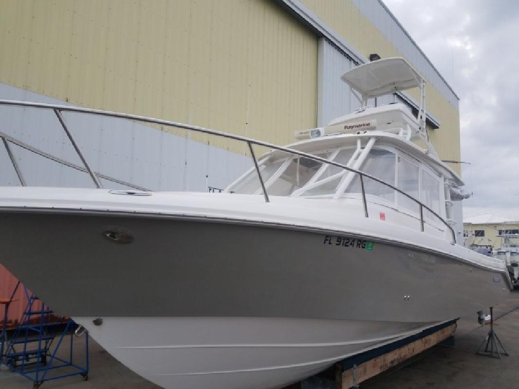 2009 Everglades Boats V-Hull 350LX Rockledge FL