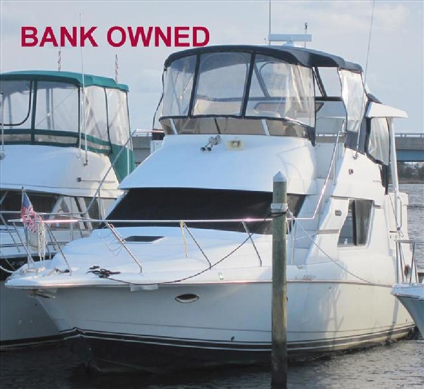 1998 35' Silverton 352 Motor Yacht