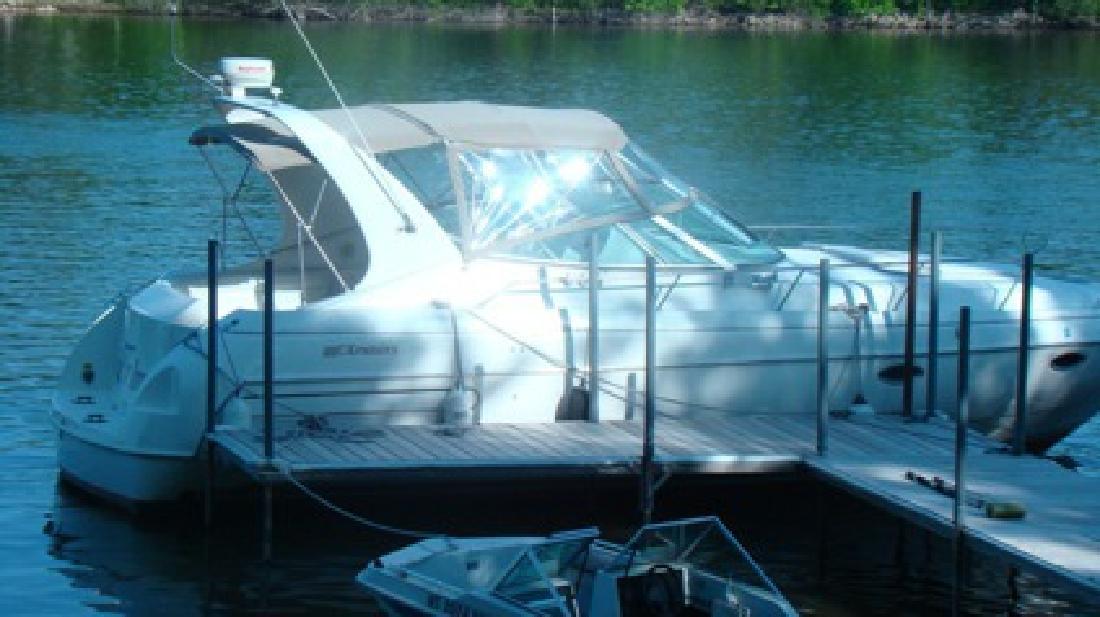 $53,000 OBO 1995 Cruisers 3570 Esprit