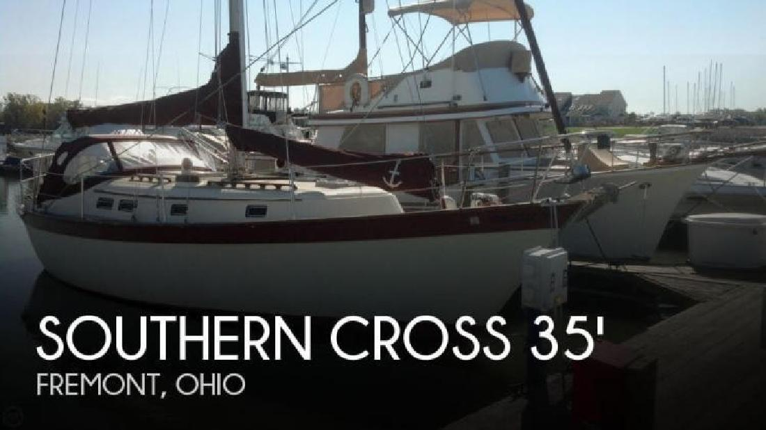 1982 Southern Cross Yachts 35 Cruiser Fremont OH