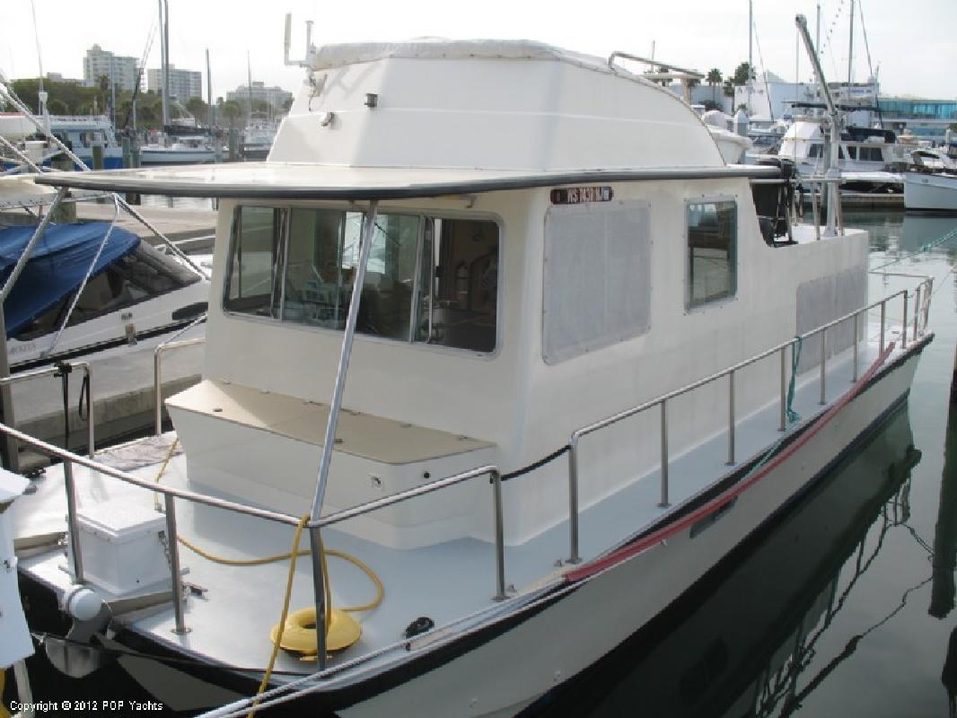 2005 36' Custom 35 Houseboat for sale in Sarasota, Florida | All