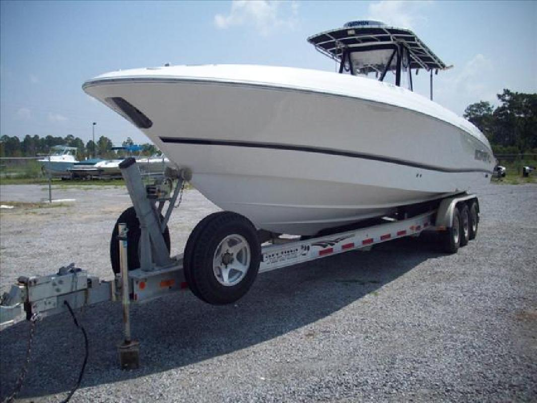 2001 35' Wellcraft 35 SCARAB in Panama City, Florida