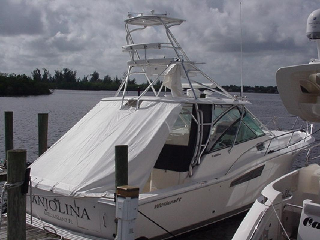 2006 36' Wellcraft 360 COASTAL in Stuart, Florida