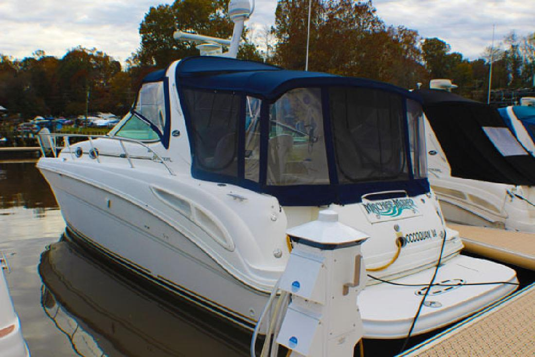 2002 Sea Ray Boats 360 Sundancer Woodbridge VA