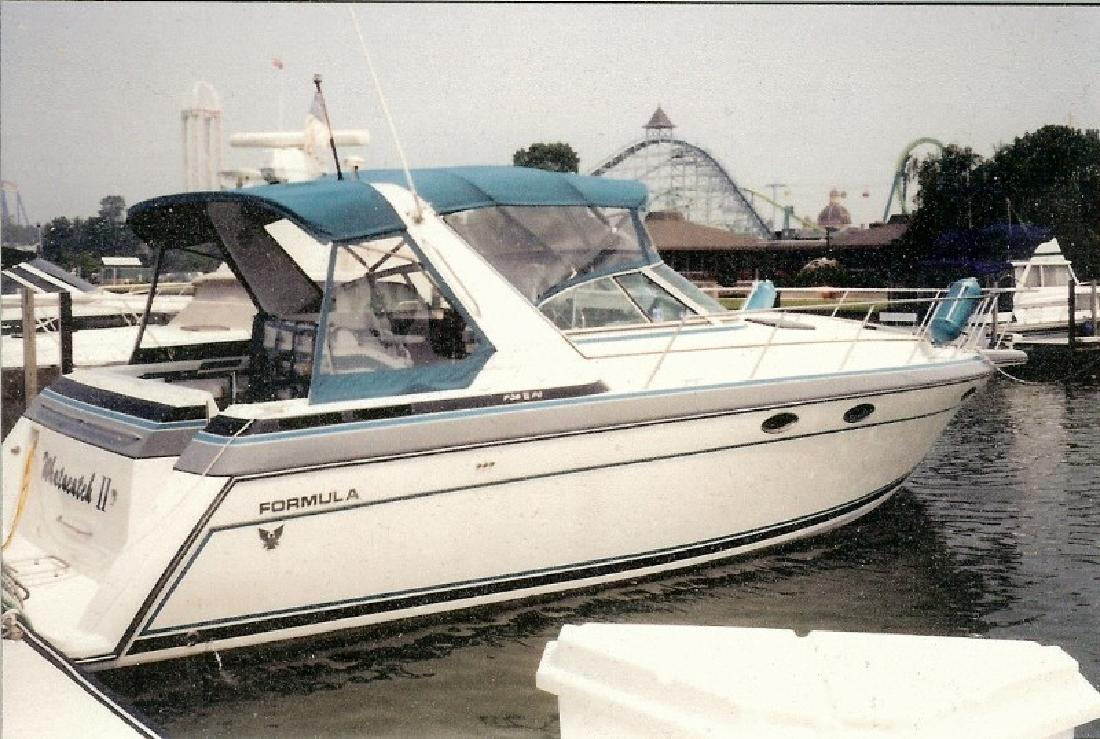 1991 36' Formula 36 PC for sale in Sandusky, Ohio | All Boat Listings.com