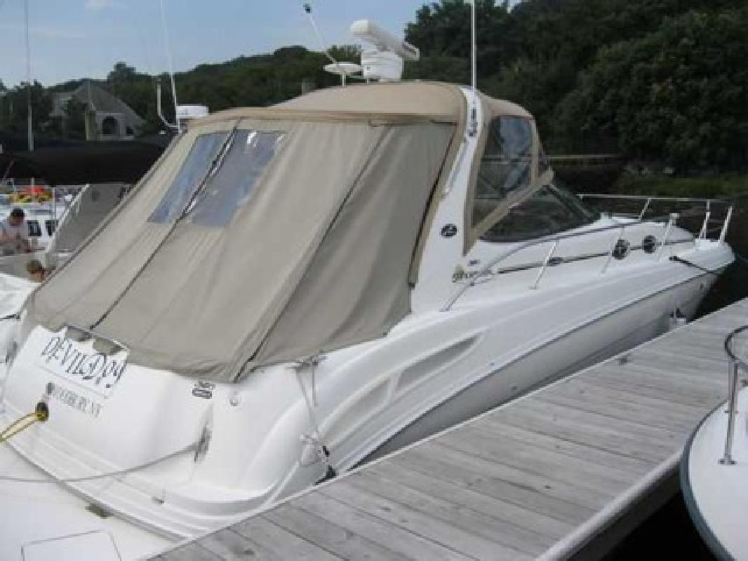 $110,000 2002 Sea Ray 36 SUNDANCER
