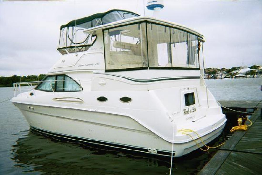 1999 37' Sea Ray 370 Aft Cabin