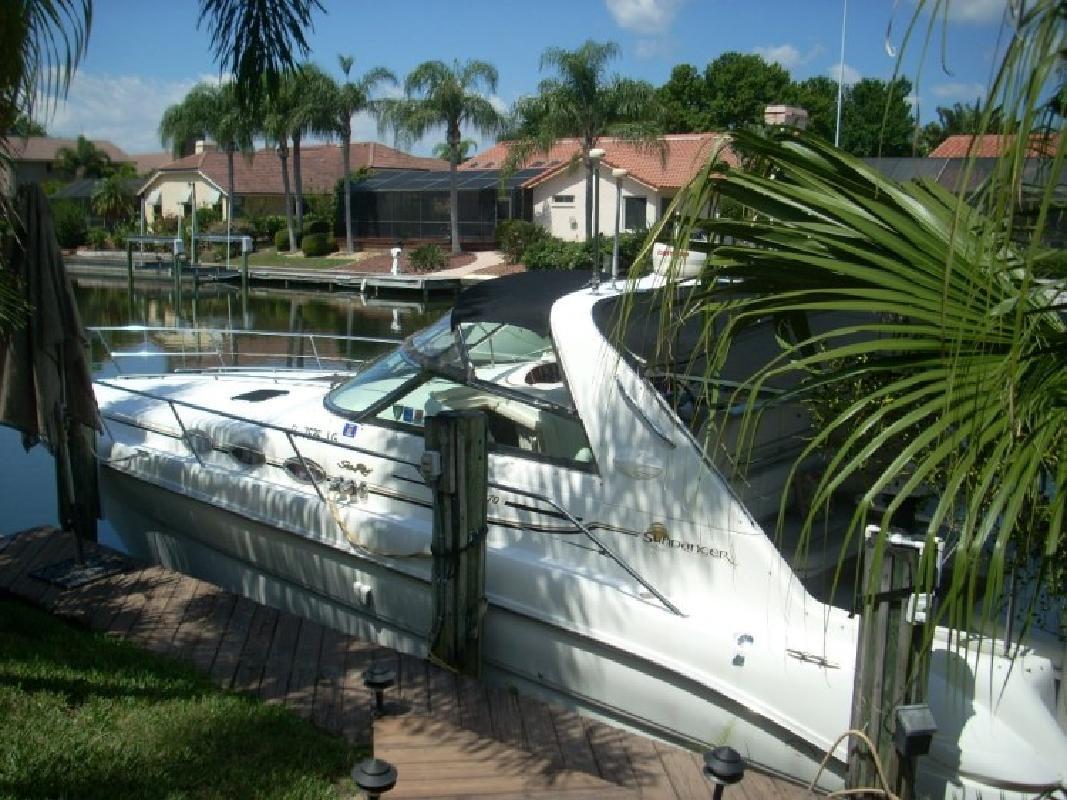 1996 - Sea Ray Boats - 370 Sundancer in Tampa, FL