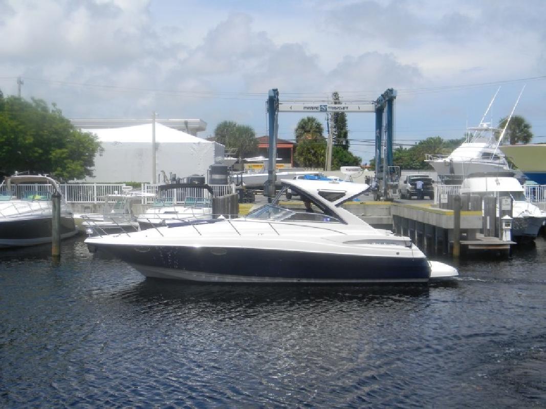 2007 Regal Boats Sport Yacht Commodore 3760 IO Pompano Beach FL